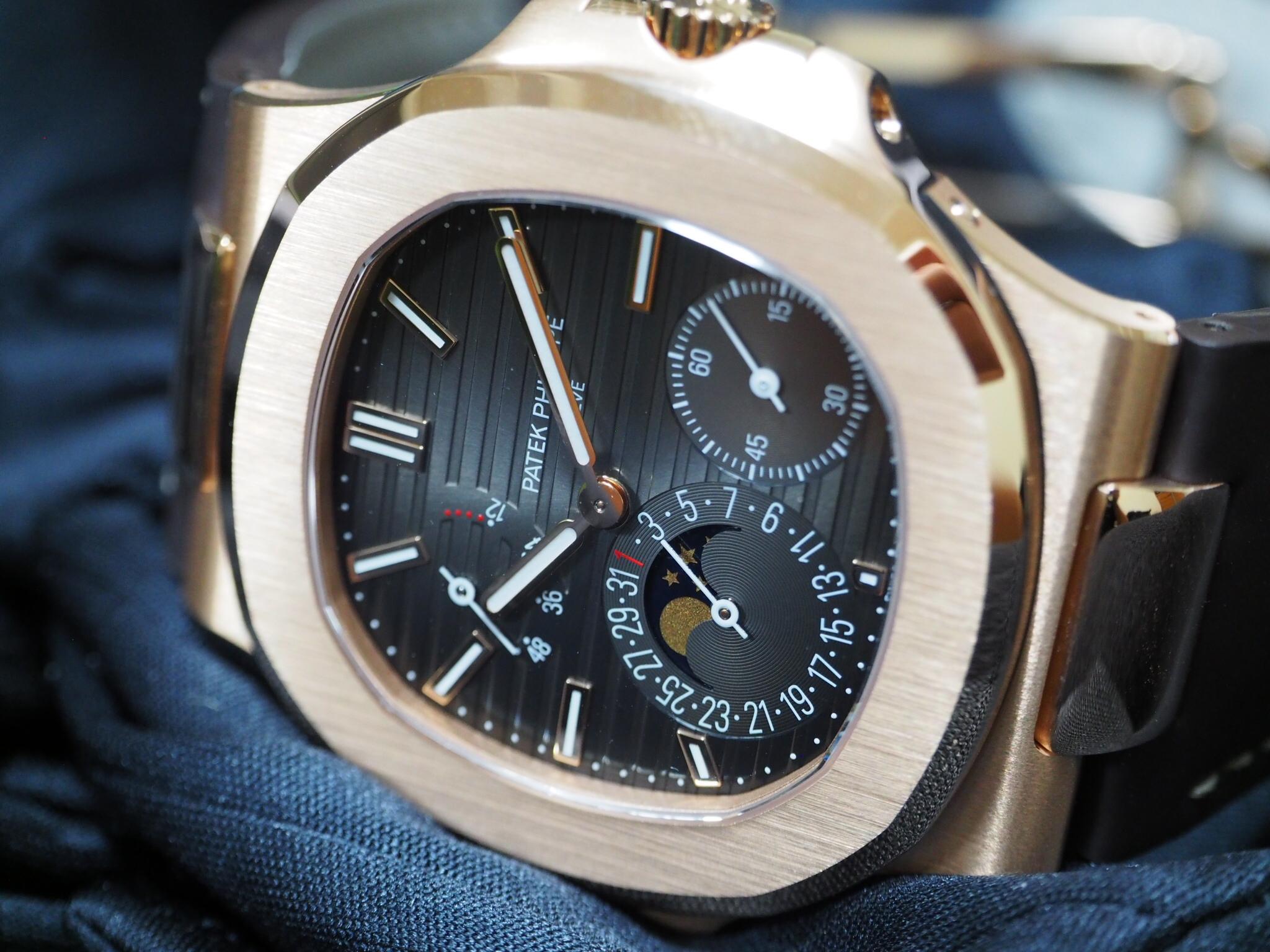 timeless design dc52f 91c67 パテックフィリップ ノーチラス購入。購入までの経緯を振り返る ...